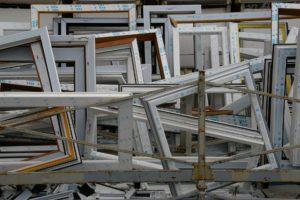 Fensterrahmen recyceln Deutschland